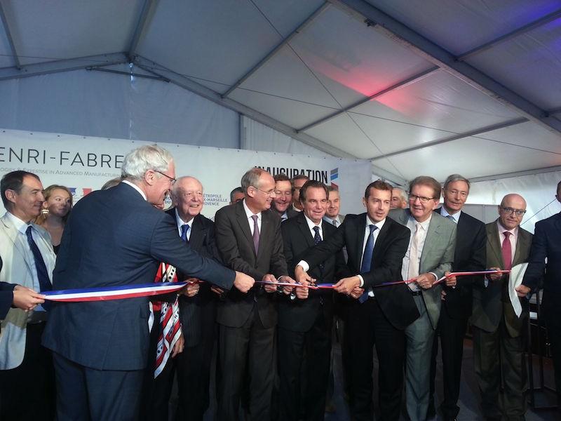 Le Technocentre Henri-Fabre inauguré