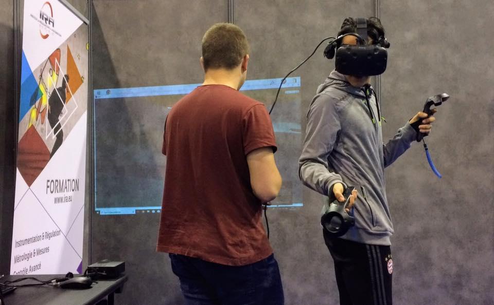 VirtuArles forme des techniciens d'applications 3D temps réel